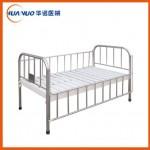 A25全不锈钢儿童平板床