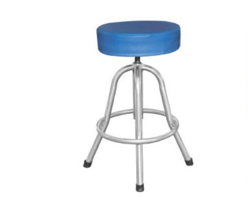 云南D13不锈钢可升降圆凳