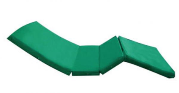云南D17半棕半棉防水布双摇床垫