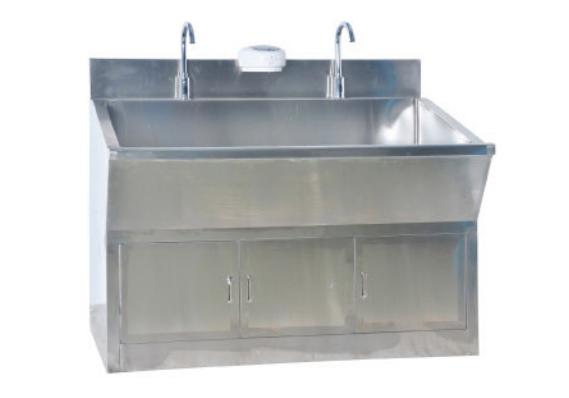 云南C9全不锈钢Ⅰ型感应洗手池