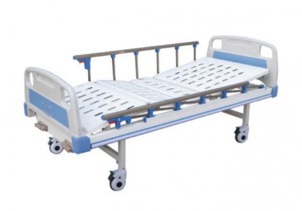 A4双摇手动护理床